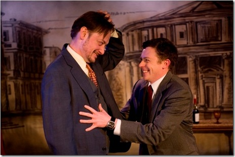 Lance Bake and Steve Haggard - A Red Orchid Theatre