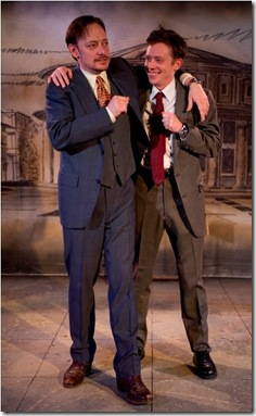 Lance Bake, Steve Haggard - A Red Orchid Theatre's 'The Mandrake'