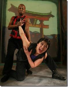 Master Leroy (Evan Lee), Dewdrop (Christine Lin)
