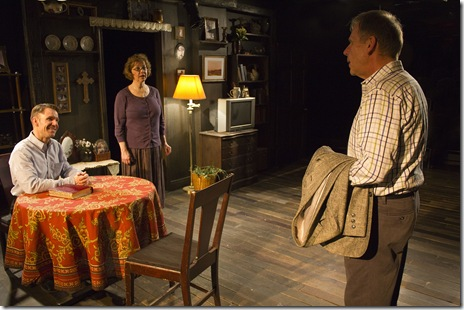 Michael Sherwin (Rev. Todd), Jan Ellen Graves (Nancy), Chuck Spencer (Ken)