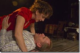 Jane deLaubenfels (Pat), Chuck Spencer (Ken)