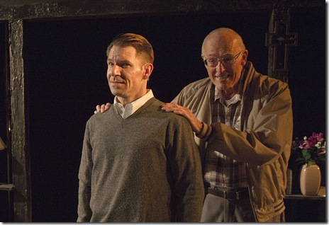 Michael Sherwin (Rev. Todd), Sam Perry (Bud)