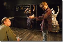Chuck Spencer (Ken), Adrian Snow (Tamyra), Andrew J. Pond (Harry)