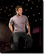 "Curt Hansen as Gabe in Broadway in Chicago's ""Next to Normal"""