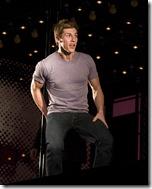 """Curt Hansen as Gabe in Broadway in Chicago's """"Next to Normal"""""""