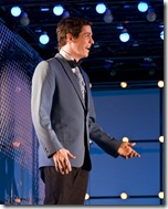 "Preston Sadleir as Henry in Broadway in Chicago's ""Next to Normal"""