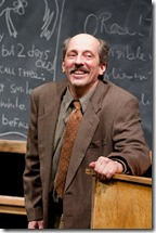 """Kirk Anderson as James in Theater Oobleck's """"There Is a Happiness That Morning Is"""". Photo by John W. Sisson, Jr."""
