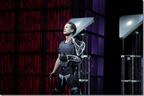 Hal Cazalet, tenor: Nicholas - Chicago Opera Theater