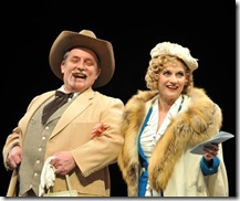 Roger Mueller as Abner, Catherine Lord as Dorothy