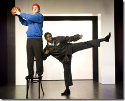 (L-R) Tim Robinson, Sam Richardson • Photo by John McCloskey
