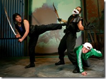 Soul Samurai - Infusion Theatre