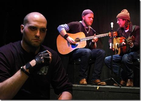 Dennis Frymire, Jon Penick, and Kevin Crispin - Verse Chorus Verse