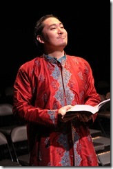 Wayne Hu in King and I - Porchlight Music Theatre