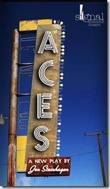 "Chicago's Signal Ensemble Theatre presents ""Aces"" by Jon Steinhagen."