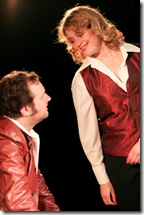 """A scene from Jon Steinhagen's new play """"Aces"""", presented by Signal Ensemble Theatre. (Photo: Johnny Knight)"""