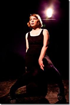 """Anne Menekseoglu as Ismene in Dream Theatre's """"Ismene"""", written and directed by Jeremy Menekseoglu. (Photo: Giau Truong)"""