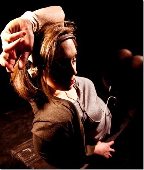 """Annelise Lawson as Iphigenia in Dream Theatre's """"Ismene"""" by Jeremy Menekseoglu"""