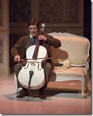 "Patrick Tierney as Henrik in Stephen Sondheim's ""A Little Night Music"" at Circle Theatre."
