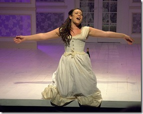 "Khaki Pixley as Petra in Stephen Sondheim's ""A Little Night Music"""