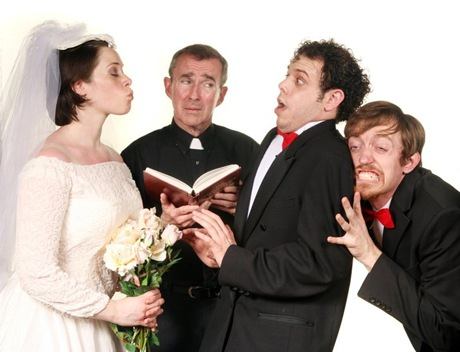 Marital mayhem abounds in Diamante Productions
