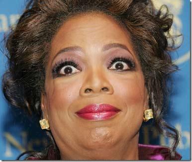 Crazy Oprah