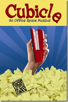 "New Millennium Theatre presents ""Cubicle! An Office Space Musical"""