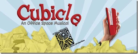 """New Millennium Theatre presents """"Cubicle! An Office Space Musical"""""""