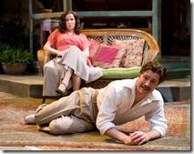 """A scene from Writers' Theatre's """"Heartbreak House"""" by George Bernard Shaw."""