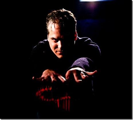 Jeremy Menekseoglu as Te in Dream Theatre's Ismene