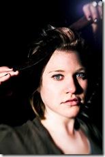 "Natalie Breitmeyer as Thespia in Dream Theatre's ""Ismene"", by Jeremy Menekseoglu"