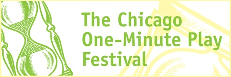 OMPF - One Minute Play Festival - Victory Gardens - banner