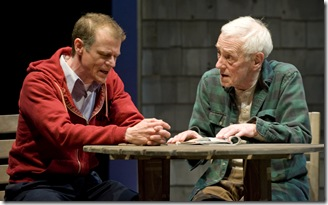 Thomas J. Cox (Jack) and John Mahoney (Gunner).