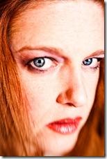 """Rachel Martindale as Procne in Dream Theatre's """"Ismene"""", by Jeremy Menekseoglu"""