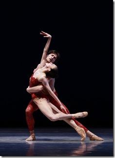 Bells: Temur Suluashvili & Victoria Jaiani in Joffrey Ballet's 'Rising Stars'
