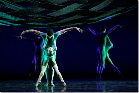 "'Woven Dreams' from Joffrey Ballet's ""Rising Stars"""
