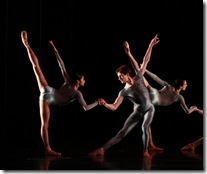 "Woven Dreams: Christine Rocas & Temur Suluashvili in Joffrey Ballet's ""Rising Stars"""