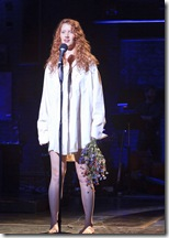 "Courtney Markowitz as Ilse in the national tour of ""Spring Awakening"". Photo credit: Andy Snow ©2010"