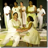 The Cast of Porgy and Bess (photo: Brosilow)
