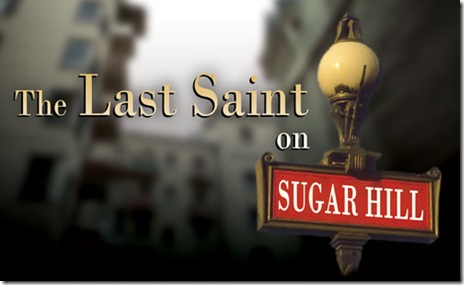 "MPAACT's ""The Last Saint on Sugar Hill"", written by Keith Josef Adkins, stars Trinity Murdock at Chicago's Greenhouse Theater Center."