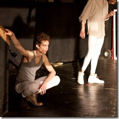 """War and Peace: A Dance Theater Short"" at Viaduct Theatre, adapted and choreographed by Jim Manganello"