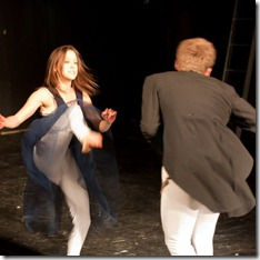 """""""War and Peace: A Dance Theater Short"""" at Viaduct Theatre, adapted and choreographed by Jim Manganello"""