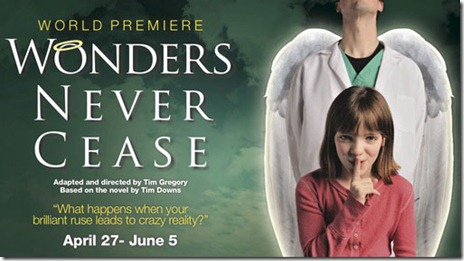 Wonders Never Cease - Provision Theater - poster